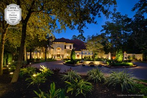 Lighting & Design 1278 / PRIVATE RESIDENCE, THE WOODLANDS / LIGHT IT RIGHT