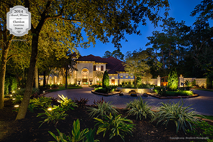 Landscape Lighting business