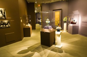 ClaroLux LED lighting used in an art museum