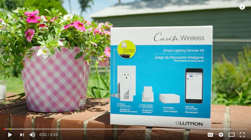 Getting Started with Caseta Wireless