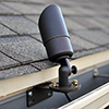 Bronze Adjustable Gutter Mount