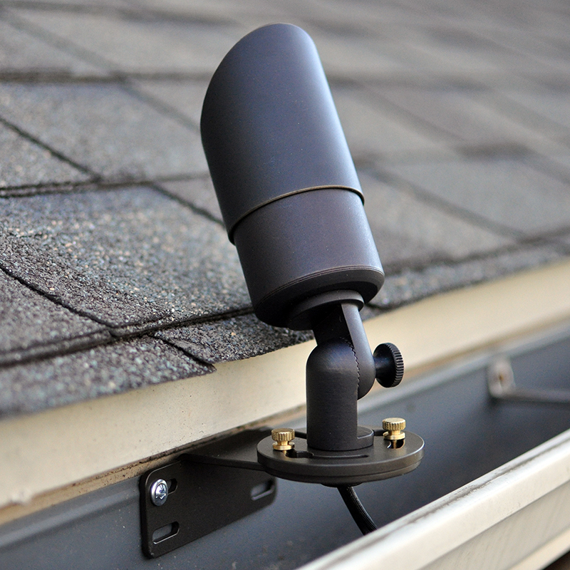 Clarolux Adjustable Gutter Mount