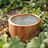 Copper Well Light Cover - Copper