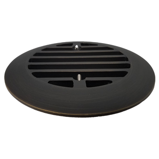 Louvered Brass WL3 Cover