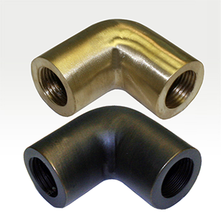 90˚ Elbow Coupler