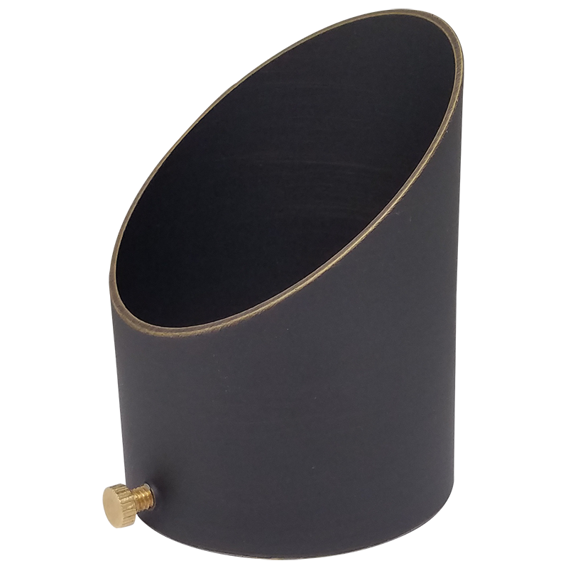 BL21 Visor Assembly- Antique Brass