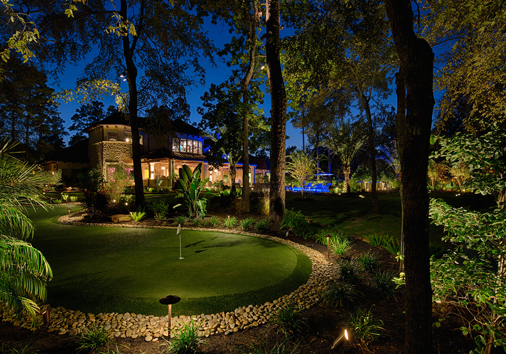 ClaroLux Landscape Lighting Photo Gallery